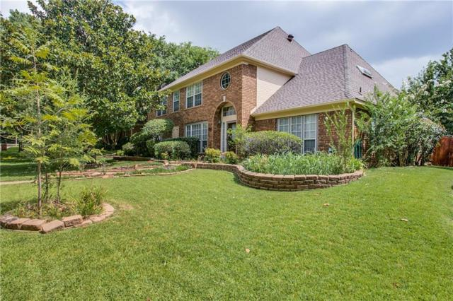 5121 Dewdrop Lane, Fort Worth, TX 76123 (MLS #13676535) :: The Mitchell Group