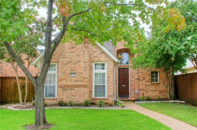 8709 Stonecrest Drive, Irving, TX 75063 (MLS #13676603) :: Robbins Real Estate