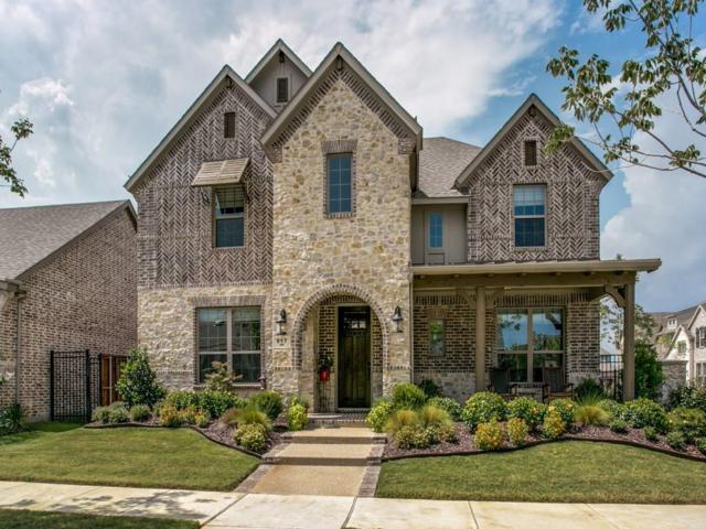 917 Enchanted Wood Drive, Arlington, TX 76005 (MLS #13676631) :: Century 21 Judge Fite Company
