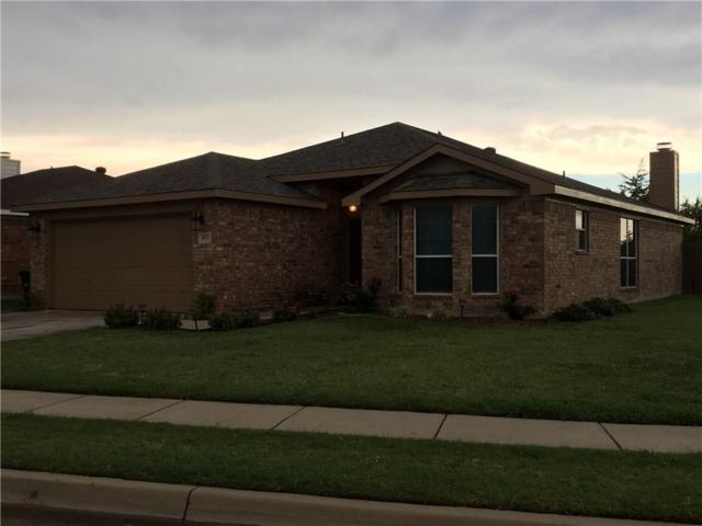 817 Buffalo Springs Drive, Fort Worth, TX 76140 (MLS #13676669) :: Real Estate By Design