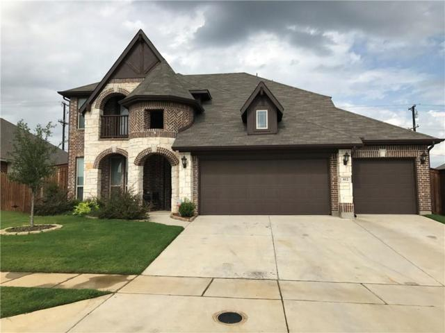812 Broken Wheel Court, Oak Point, TX 76227 (MLS #13676675) :: Real Estate By Design