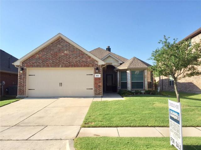 617 Cherry Spring Drive, Mckinney, TX 75070 (MLS #13676680) :: The Rhodes Team