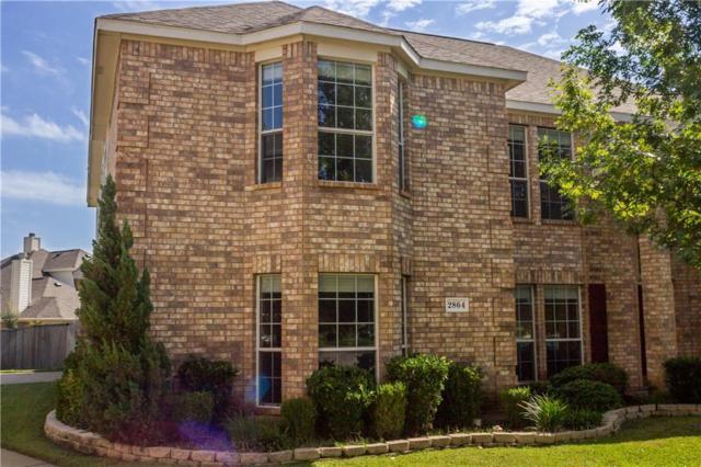2864 Jerett Drive, Grand Prairie, TX 75052 (MLS #13676682) :: Century 21 Judge Fite Company