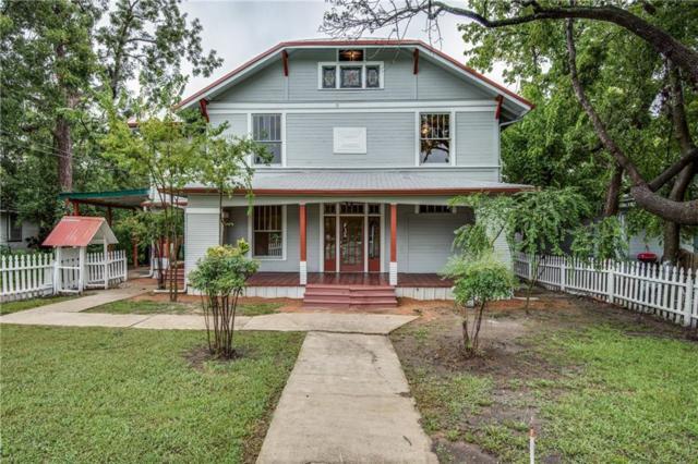 3701 Henry Street, Greenville, TX 75401 (MLS #13676764) :: The FIRE Group at Keller Williams
