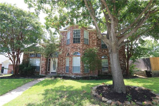 8806 Lakeport Drive, Rowlett, TX 75089 (MLS #13676842) :: The FIRE Group at Keller Williams