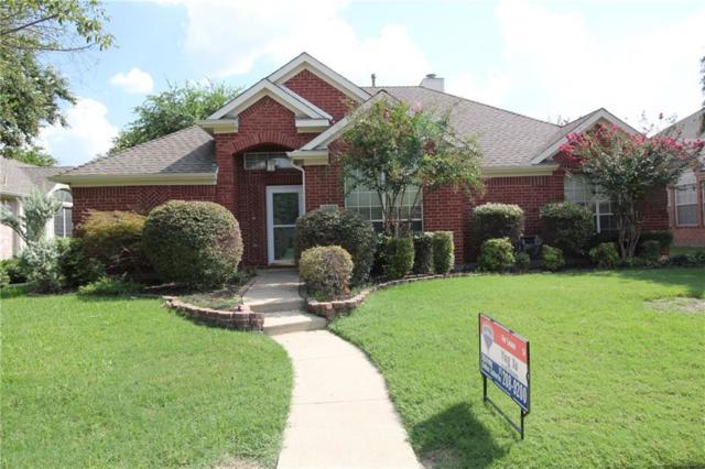 10703 River Oaks Drive, Frisco, TX 75035 (MLS #13676911) :: The Rhodes Team