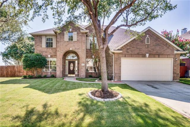 5912 Fox Glen Lane, Flower Mound, TX 75028 (MLS #13676918) :: The Mitchell Group