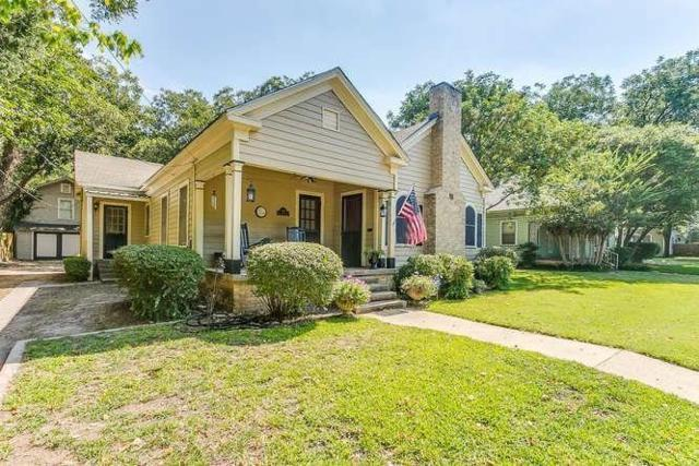 115 W Lee Avenue, Weatherford, TX 76086 (MLS #13677004) :: The Mitchell Group