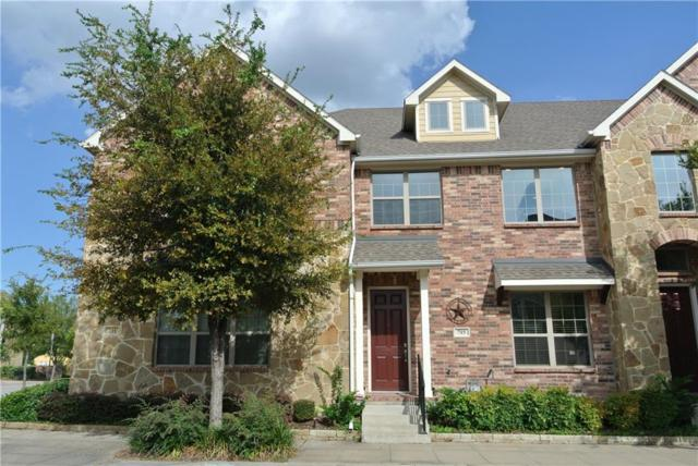715 Matthew Place, Richardson, TX 75081 (MLS #13677041) :: The FIRE Group at Keller Williams
