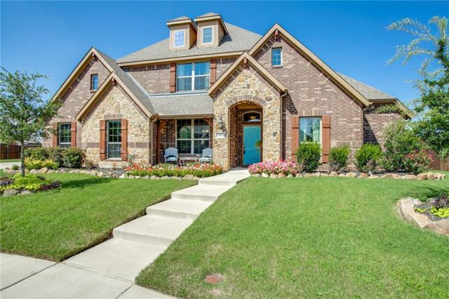 3215 Burnet Circle, Rockwall, TX 75032 (MLS #13677069) :: The FIRE Group at Keller Williams
