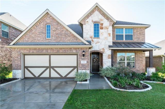 5513 Buffalo Springs Road, Frisco, TX 75034 (MLS #13677082) :: Team Hodnett