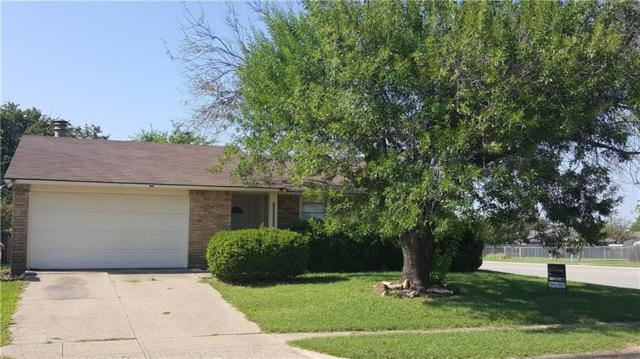 5400 Adams Drive, The Colony, TX 75056 (MLS #13677142) :: Frankie Arthur Real Estate