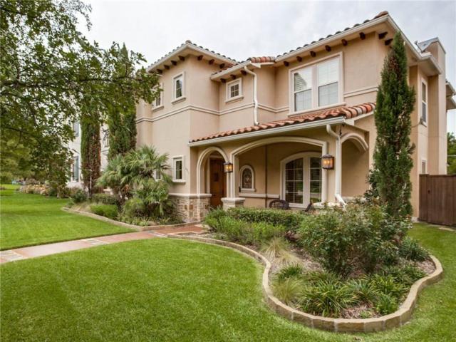 6911 Ellsworth Avenue, Dallas, TX 75214 (MLS #13677378) :: Robbins Real Estate
