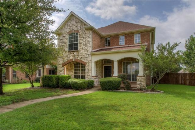 7020 Pensacola Drive, Plano, TX 75074 (MLS #13677411) :: The FIRE Group at Keller Williams