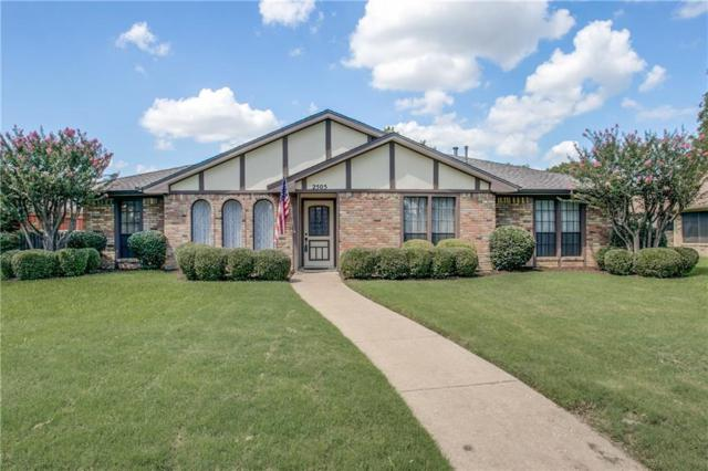2505 Chamberlain Drive, Plano, TX 75023 (MLS #13677452) :: The FIRE Group at Keller Williams