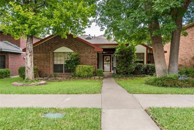 4002 David Drive, Rowlett, TX 75088 (MLS #13677585) :: The FIRE Group at Keller Williams