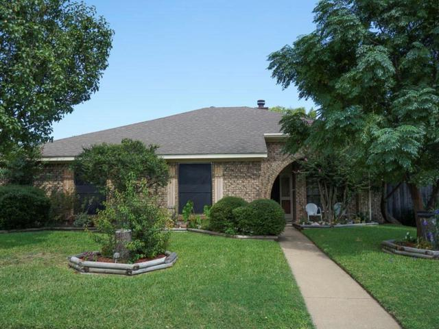 409 Rose Drive, Allen, TX 75002 (MLS #13677610) :: The FIRE Group at Keller Williams