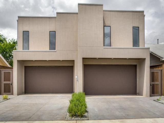 4725 Manett, Dallas, TX 75204 (MLS #13677635) :: Robbins Real Estate