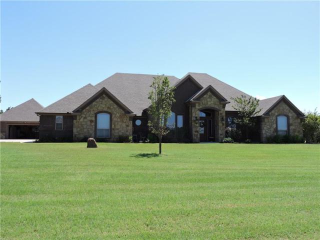 414 Ellis Ridge Drive, Weatherford, TX 76085 (MLS #13677710) :: The FIRE Group at Keller Williams