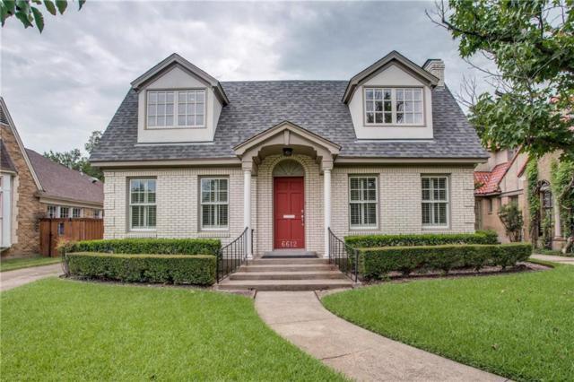 6612 Lakeshore, Dallas, TX 75214 (MLS #13677730) :: Robbins Real Estate