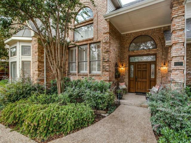 5527 Tamaron Court, Dallas, TX 75287 (MLS #13677829) :: Robbins Real Estate