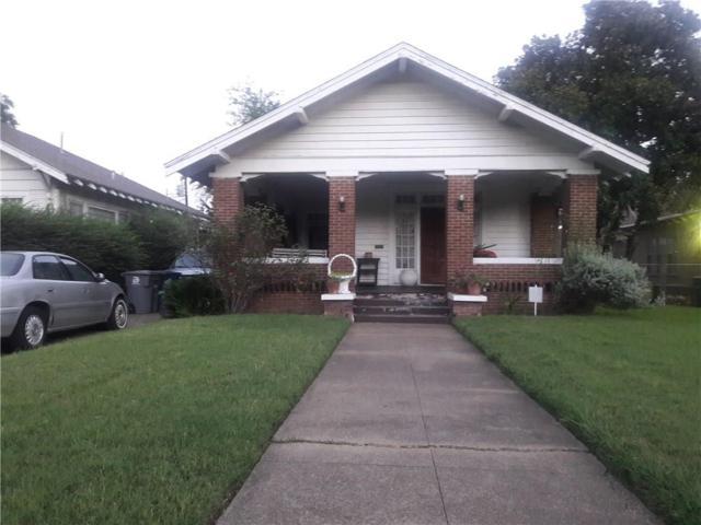 2416 South Boulevard, Dallas, TX 75215 (MLS #13677841) :: Robbins Real Estate