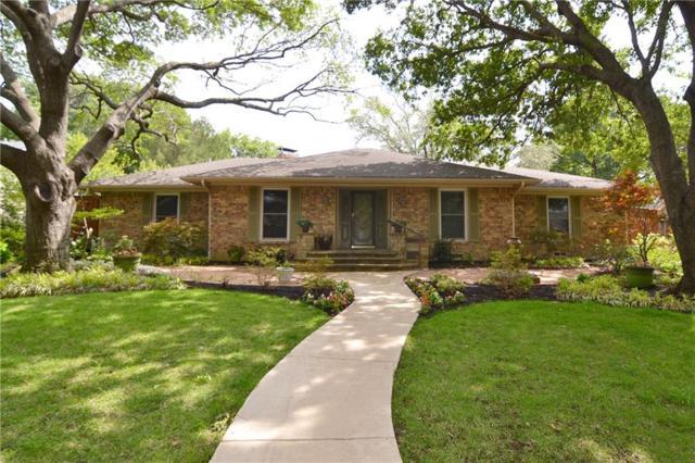 7736 Woodstone Lane, Dallas, TX 75248 (MLS #13678016) :: Robbins Real Estate