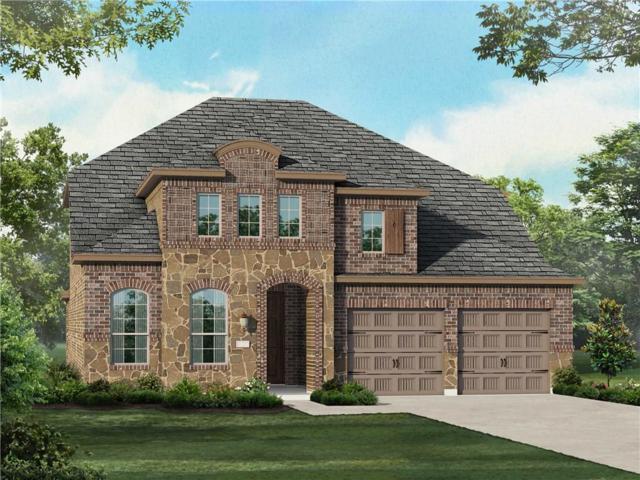 1113 9th Street, Argyle, TX 76226 (MLS #13678050) :: Team Hodnett