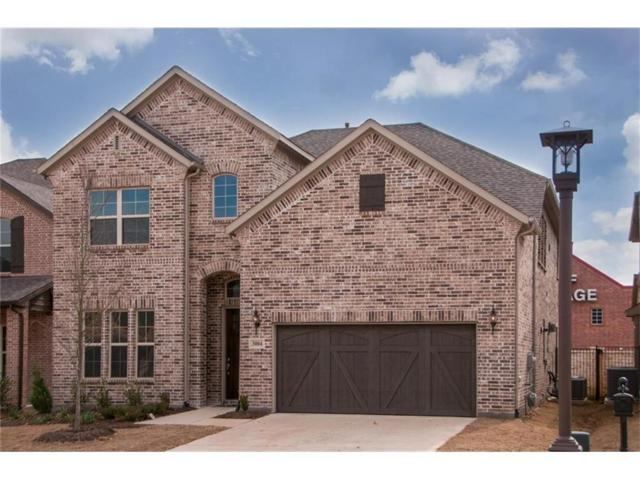 3004 Crestwater Ridge, Keller, TX 76248 (MLS #13678061) :: Team Hodnett