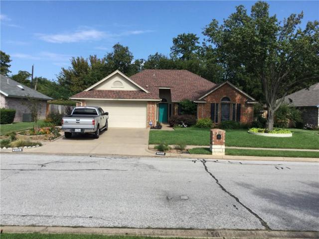 4008 Chapel Park Drive, North Richland Hills, TX 76180 (MLS #13678123) :: Team Hodnett