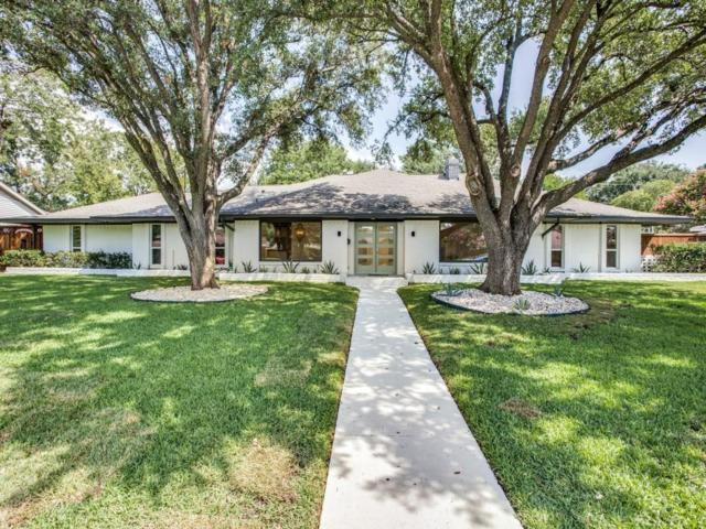 4435 Forest Bend Road, Dallas, TX 75244 (MLS #13678247) :: Robbins Real Estate