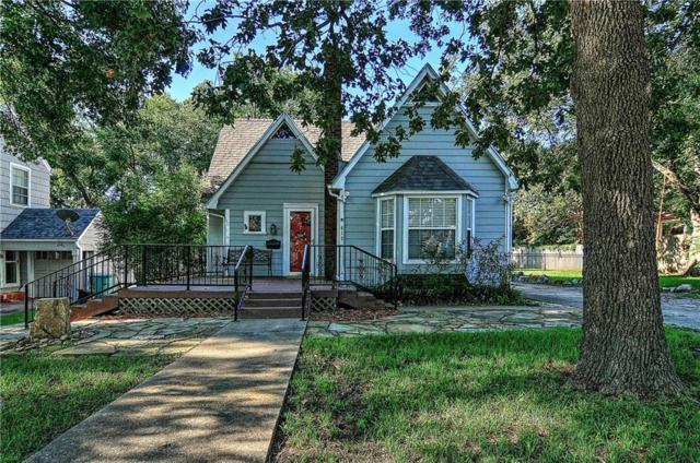 618 W Brockett Street, Sherman, TX 75092 (MLS #13678461) :: The FIRE Group at Keller Williams