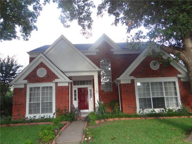 1372 E Miller Drive, Cedar Hill, TX 75104 (MLS #13678480) :: Robbins Real Estate