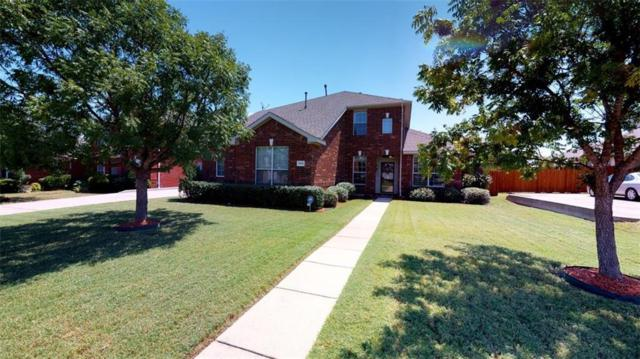 1006 Winchester Drive, Forney, TX 75126 (MLS #13678534) :: The FIRE Group at Keller Williams