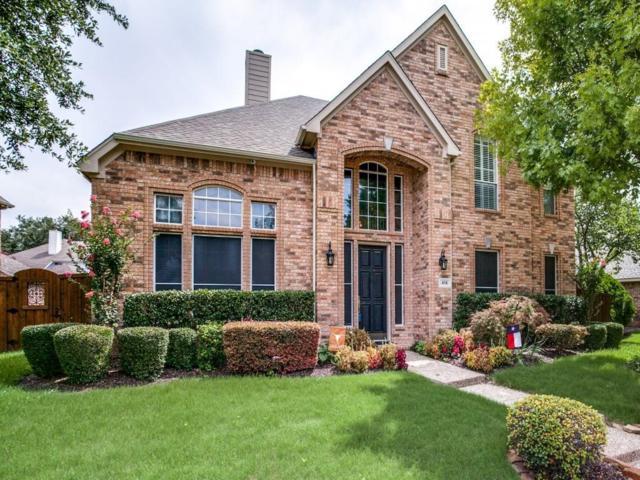 4716 Lawrence Lane, Plano, TX 75093 (MLS #13678597) :: Robbins Real Estate