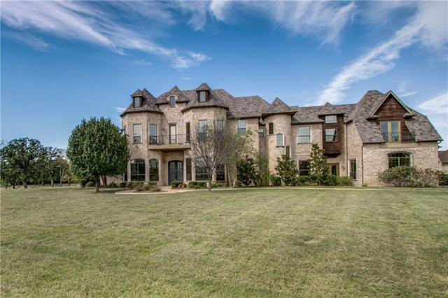 835 Manor Drive, Argyle, TX 76226 (MLS #13678928) :: The Real Estate Station