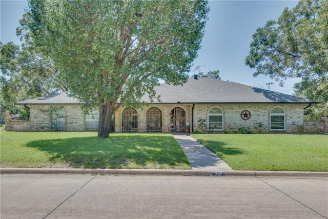 713 Field Street, Colleyville, TX 76034 (MLS #13679719) :: Team Hodnett
