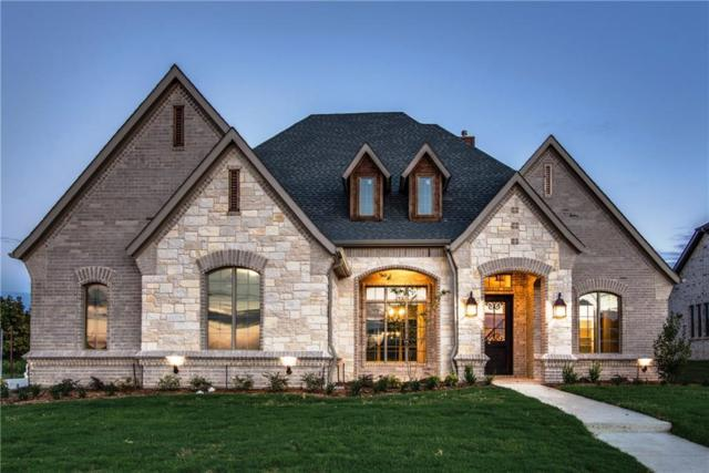 412 Pegasus Ridge, Argyle, TX 76226 (MLS #13680400) :: The Real Estate Station