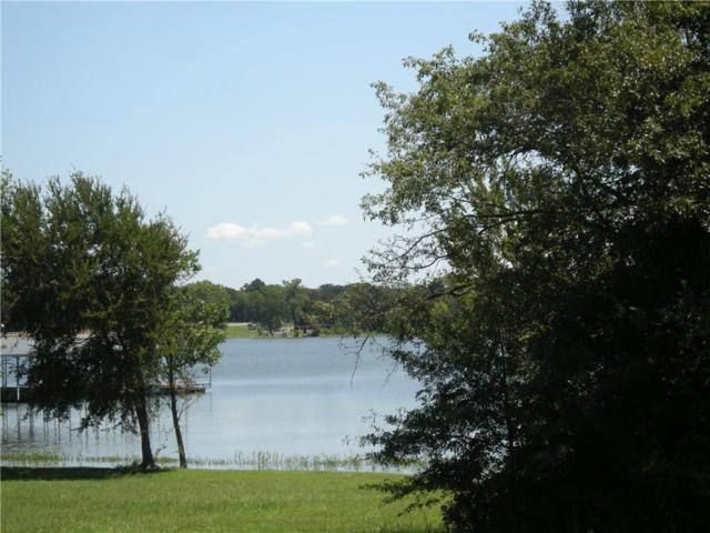 Lot 17 Waters Edge, Quinlan, TX 75474 (MLS #13680570) :: Team Hodnett