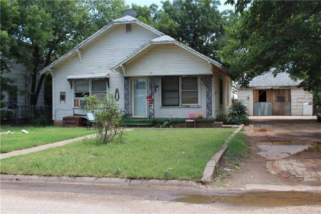 1021 N 6th Street, Haskell, TX 79521 (MLS #13680634) :: Team Hodnett