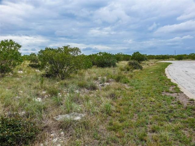 55 The Dunes Drive, Graford, TX 76449 (MLS #13681172) :: The Sarah Padgett Team