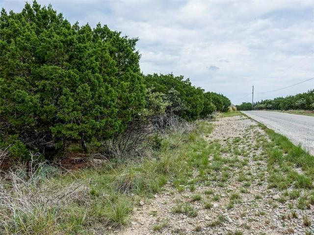 Lt 116 Harbour Town Drive, Graford, TX 76449 (MLS #13681183) :: Frankie Arthur Real Estate