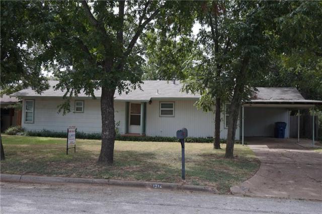 1314 Corto Street, Graham, TX 76450 (MLS #13681476) :: The Chad Smith Team