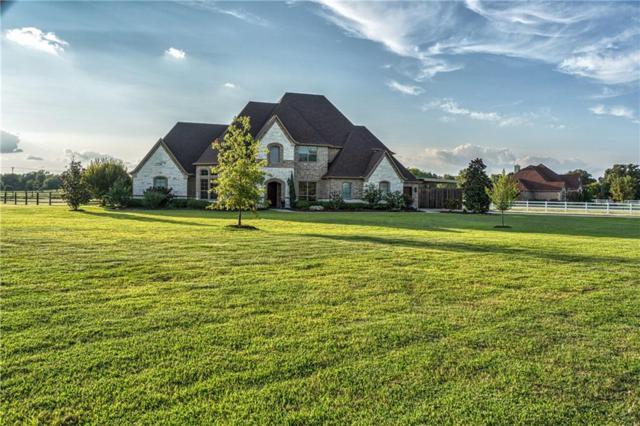 1535 Abbotts Lane, Copper Canyon, TX 76226 (MLS #13681594) :: RE/MAX Elite