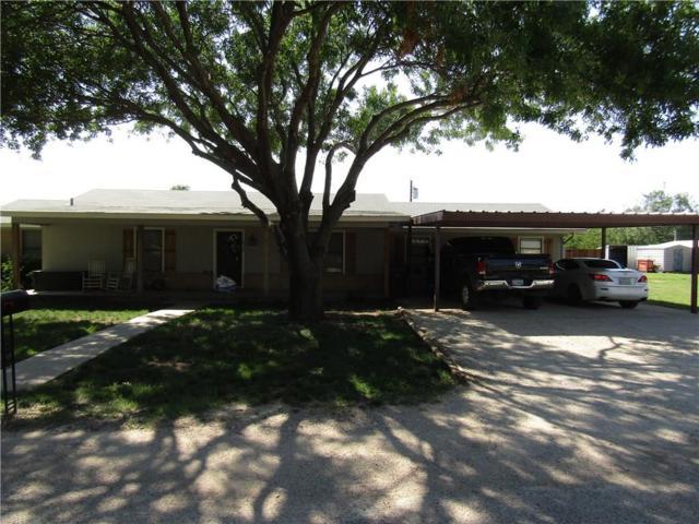 818 Lee Court, Tuscola, TX 79562 (MLS #13681774) :: Team Hodnett