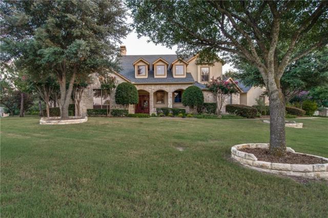 4206 Glen Meadows Drive, Parker, TX 75002 (MLS #13682113) :: Team Hodnett
