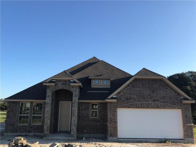1540 Vine Street, Weatherford, TX 76086 (MLS #13682266) :: Team Hodnett