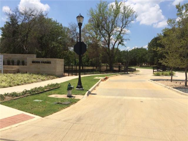 1525 Moss Lane, Southlake, TX 76092 (MLS #13682573) :: Team Tiller