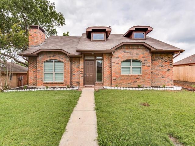 315 Creekmeadow Lane, Lewisville, TX 75067 (MLS #13682853) :: The Rhodes Team