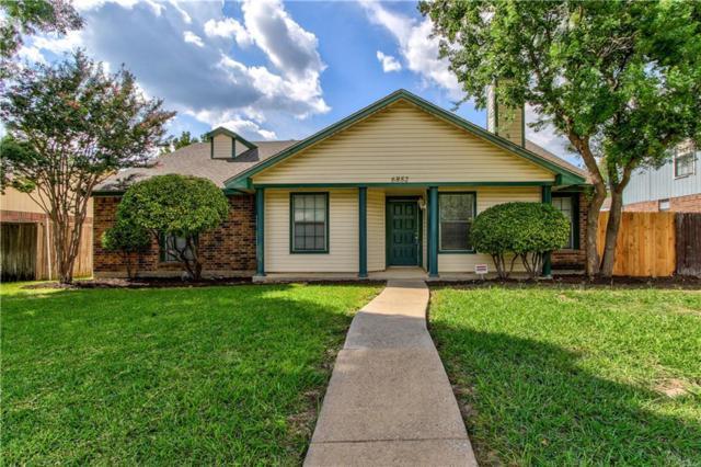 6852 Fryer Street, The Colony, TX 75056 (MLS #13682893) :: Kimberly Davis & Associates